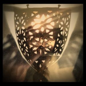 Other - Handmade Moroccan sconce